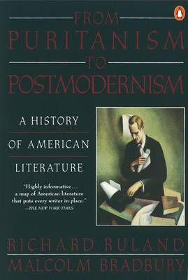 From Puritanism to Postmodernism: A History of American Literature (Paperback)