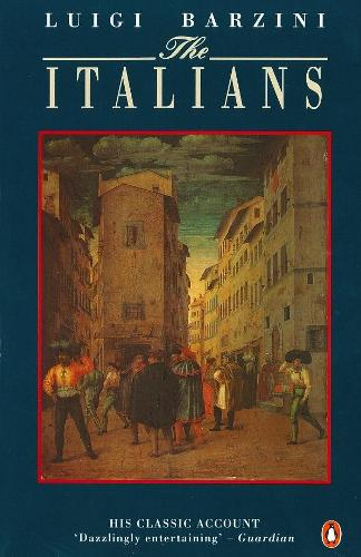 The Italians (Paperback)