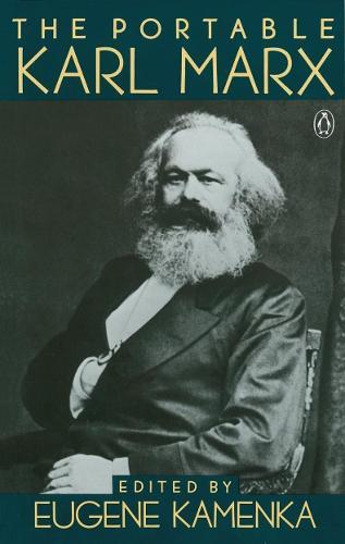 The Portable Karl Marx (Paperback)