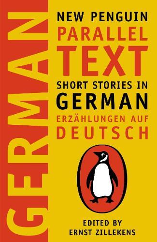Short Stories in German: New Penguin Parallel Texts (Paperback)