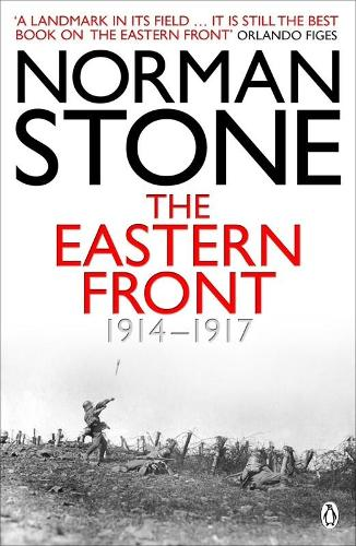 The Eastern Front 1914-1917 (Paperback)