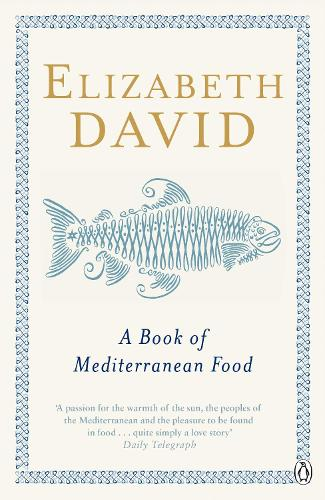 A Book of Mediterranean Food (Paperback)