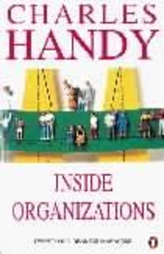 Inside Organizations: 21 Ideas for Managers (Paperback)