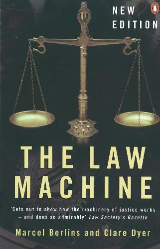 The Law Machine (Paperback)