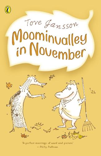 Moominvalley in November - Moomins Fiction (Paperback)