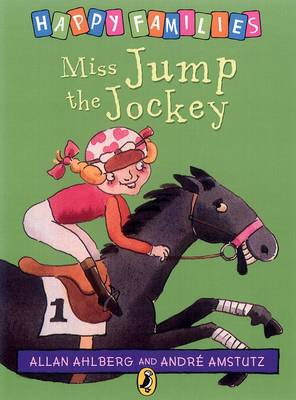 Miss Jump the Jockey - Happy Families (Paperback)