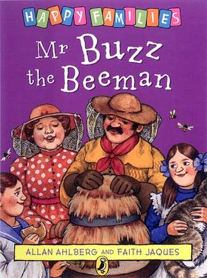Mr Buzz the Beeman - Happy Families (Paperback)