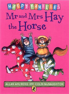 Mr.and Mrs. Hay the Horse - Happy Families (Paperback)