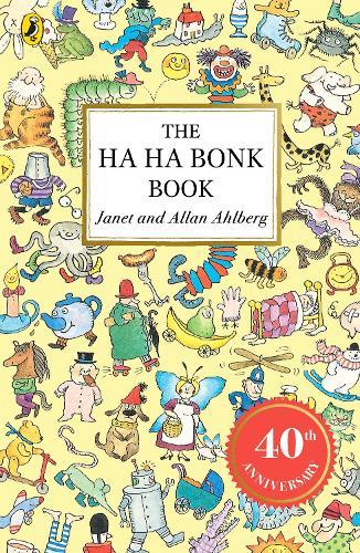 The Ha Ha Bonk Book (Paperback)