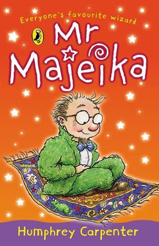Mr Majeika - Mr Majeika (Paperback)