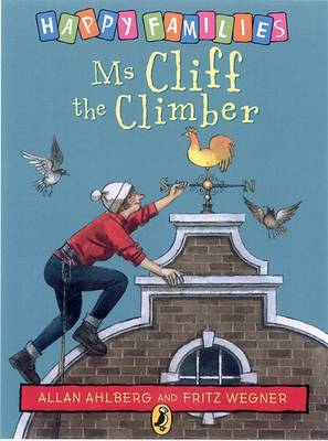 Ms.Cliff the Climber - Happy Families (Paperback)