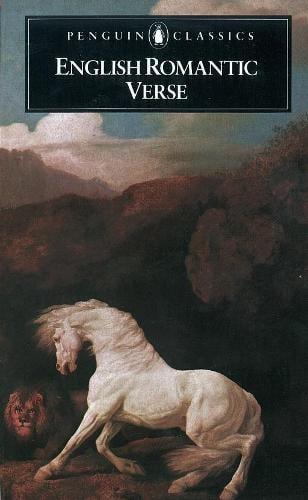 English Romantic Verse (Paperback)
