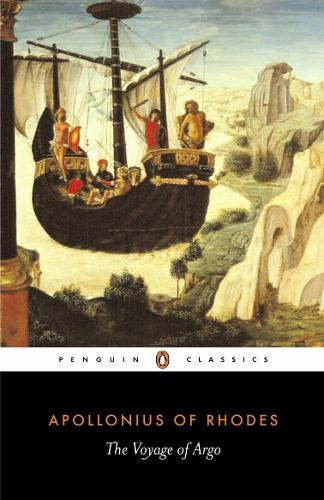 The Voyage of Argo (Paperback)