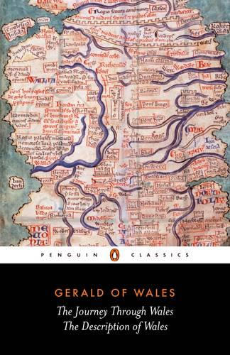 The Journey Through Wales and the Description of Wales (Paperback)