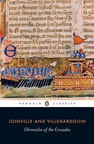 Chronicles of the Crusades (Paperback)