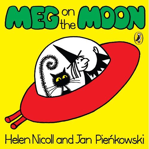 Meg on the Moon - Meg and Mog (Spiral bound)