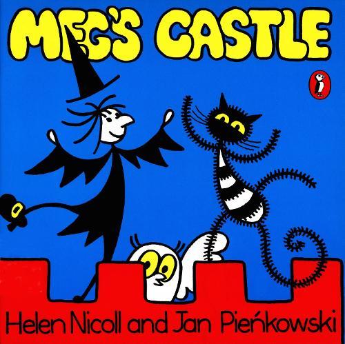 Meg's Castle - Meg and Mog (Spiral bound)