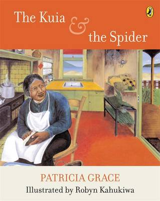 The Kuia & The Spider (Paperback)