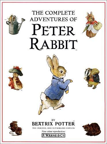 The Complete Adventures of Peter Rabbit (Paperback)