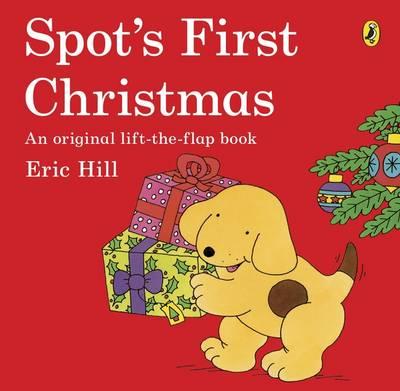 Spot's First Christmas - Spot (Paperback)