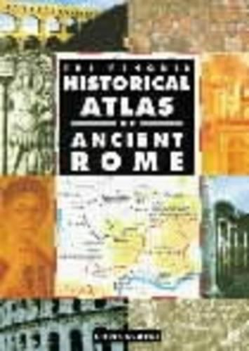 The Penguin Historical Atlas of Ancient Rome (Paperback)