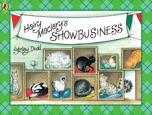 Hairy Maclary's Showbusiness - Hairy Maclary and Friends (Paperback)