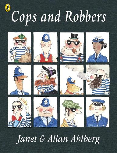 Cops and Robbers (Paperback)