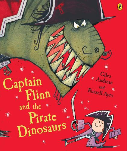 Captain Flinn and the Pirate Dinosaurs (Paperback)