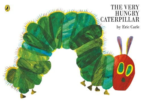 The Very Hungry Caterpillar (Paperback)
