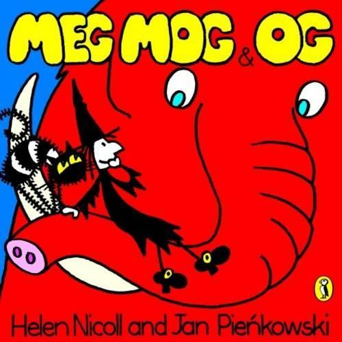 Meg, Mog and Og - Meg and Mog (Paperback)