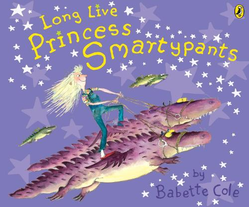 Long Live Princess Smartypants (Paperback)