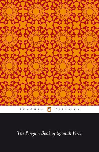 The Penguin Book of Spanish Verse (Paperback)