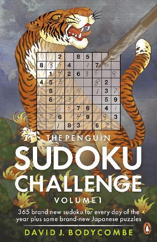 The Penguin Sudoku Challenge: Volume 1 (Paperback)