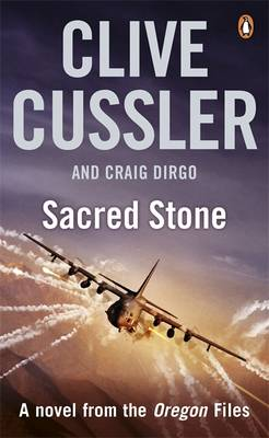 Sacred Stone: Oregon Files #2 (Paperback)