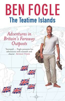 Cover of the book, The Teatime Islands.