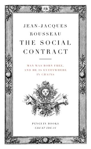 The Social Contract - Penguin Great Ideas (Paperback)