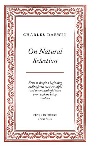 On Natural Selection - Penguin Great Ideas (Paperback)