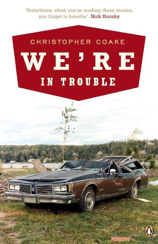 We're In Trouble (Paperback)