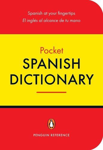 The Penguin Pocket Spanish Dictionary (Paperback)
