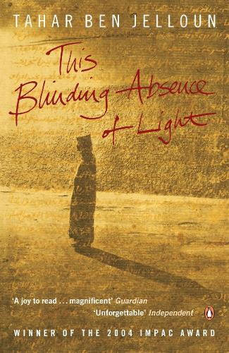 This Blinding Absence of Light (Paperback)