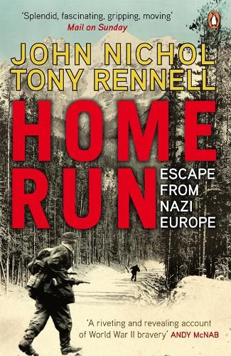 Home Run: Escape from Nazi Europe (Paperback)