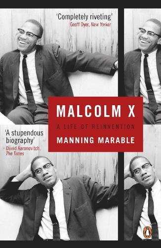 Malcolm X: A Life of Reinvention (Paperback)