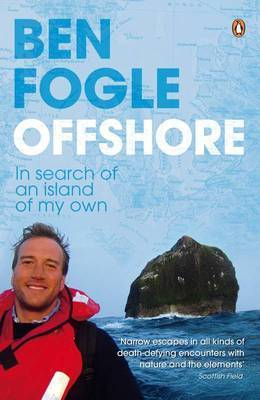 Cover of the book, Offshore: In Search of an Island of My Own.