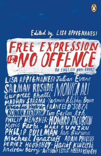 Free Expression is No Offence: An English Pen Book (Paperback)