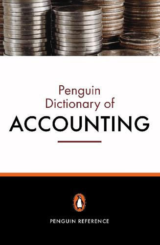 The Penguin Dictionary of Accounting (Paperback)
