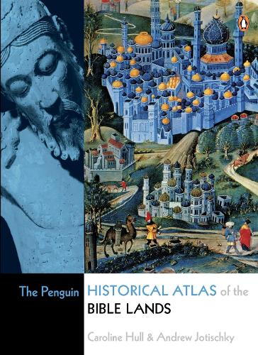 The Penguin Historical Atlas of the Bible Lands (Paperback)