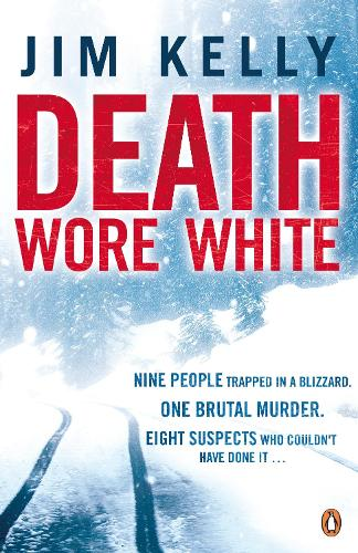 Death Wore White - DI Peter Shaw & DS George Valentine (Paperback)