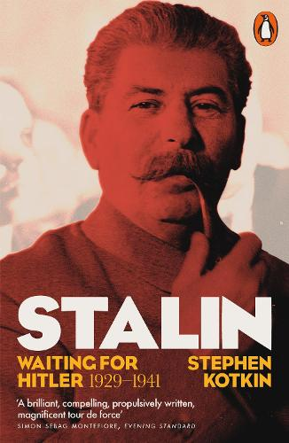 Stalin, Vol. II: Waiting for Hitler, 1929-1941 (Paperback)