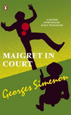 Maigret in Court (Paperback)