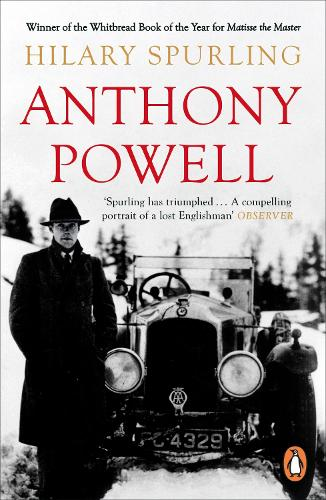 Anthony Powell: Dancing to the Music of Time (Paperback)